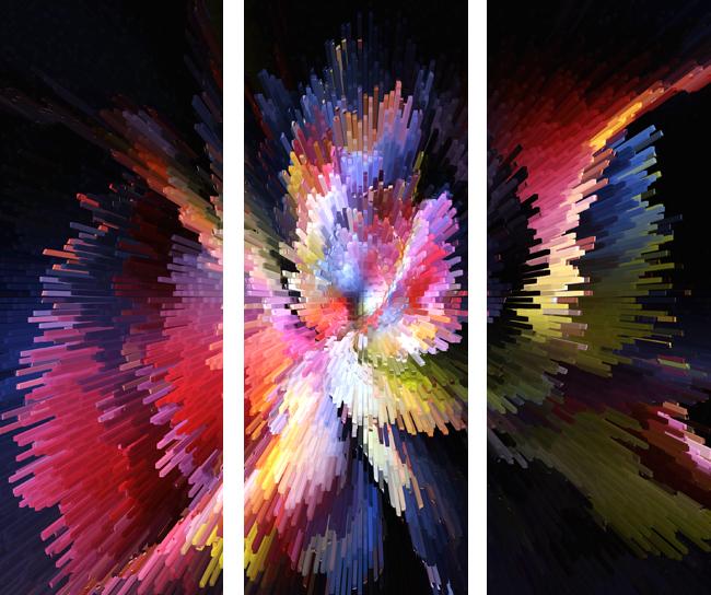 contemporary canvas art prints