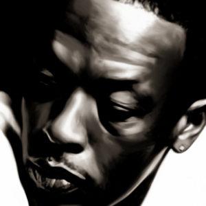Dr. Dre Canvas Art Print.