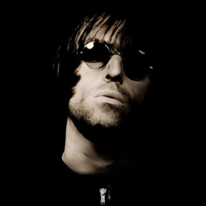 Liam Gallagher Canvas Print