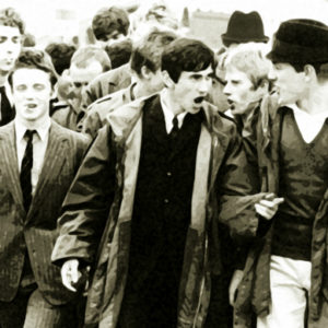 Quadrophenia Canvas Art Print