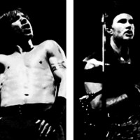 Red Hot Chili Peppers Canvas Art Prints