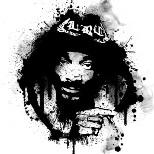 Snoop Dogg Canvas Art Print