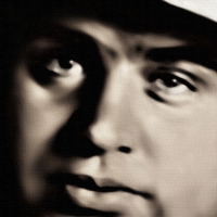 Al Capone Canvas Prints Detail