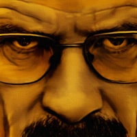 Breaking Bad Canvas Print Detail