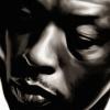 Dr. Dre Canvas Art Print Detail