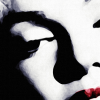 Marilyn Monroe Canvas Art Print Detail