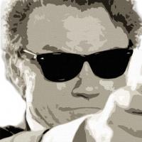 Reservoir Dogs Canvas Print Detail