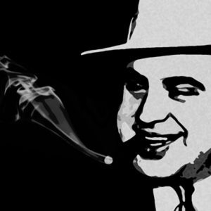 Al Capone Canvas Art Print