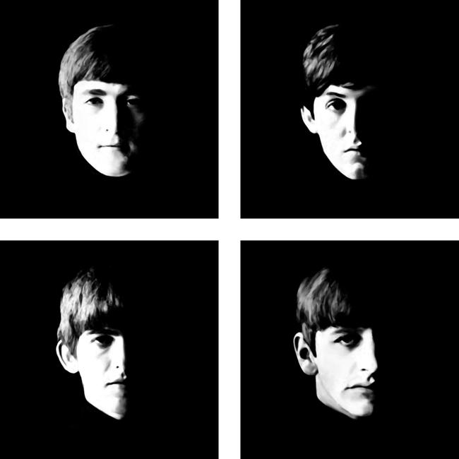 Beatles Canvas Art Prints