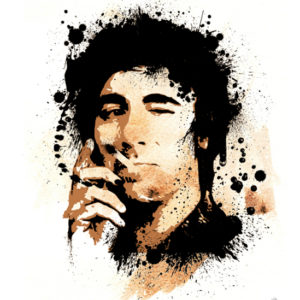 Keith Moon Canvas Art Print