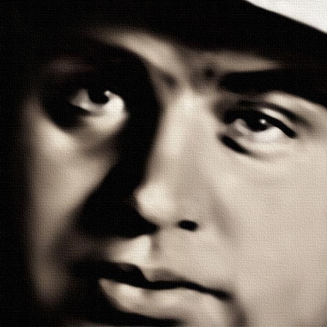 Al Capone Canvas Prints Detail
