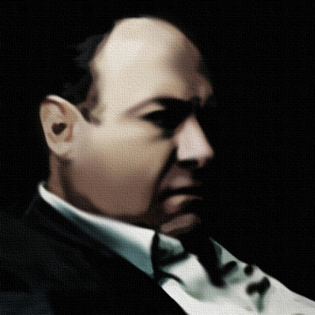 Sopranos Canvas Art Print Detail
