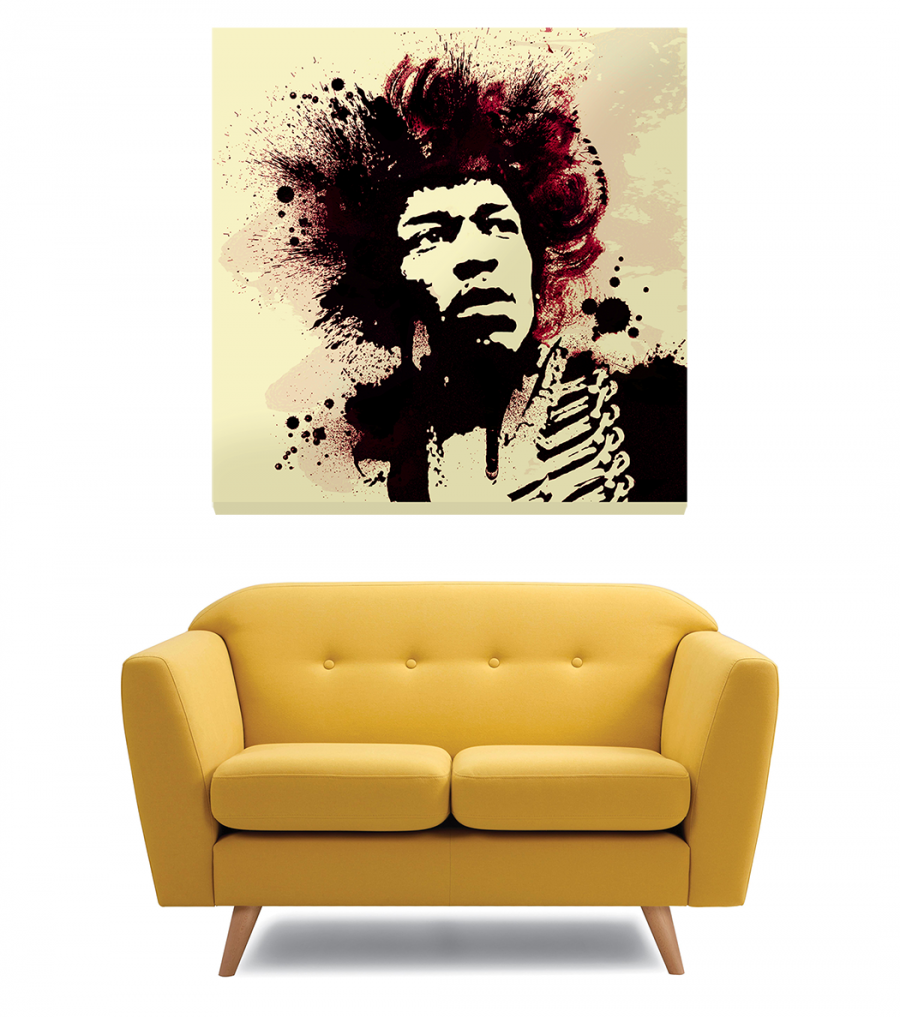jimi-hendrix-canvas-art-prints-for-sale